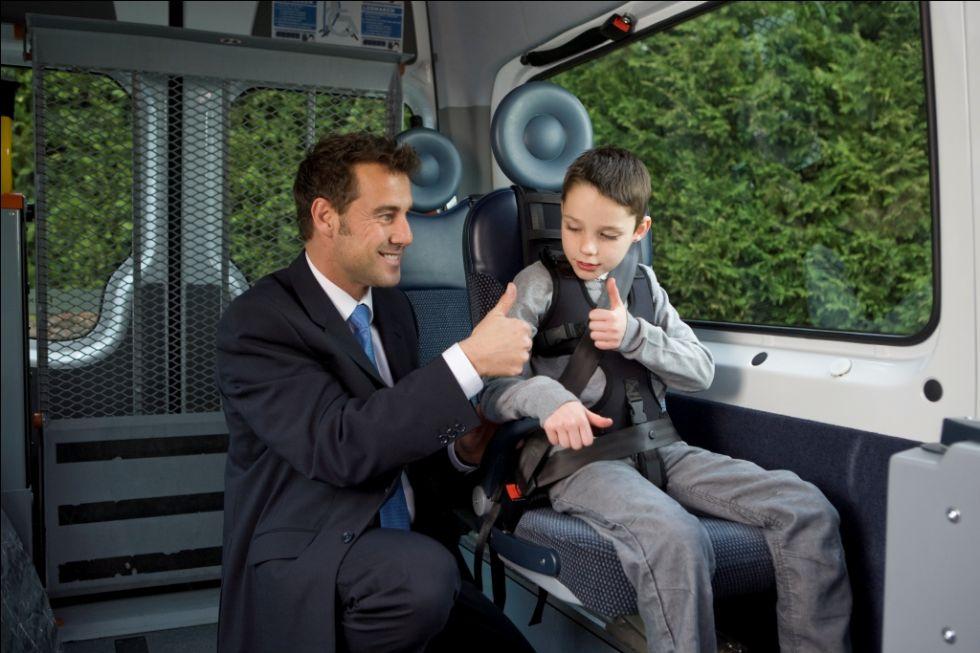 Gilet De Posture Harnais De Maintien Handi Mobil
