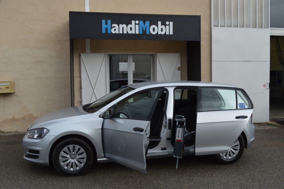 Occasion Robot Chargeur Edag Pour Volkswagen Golf