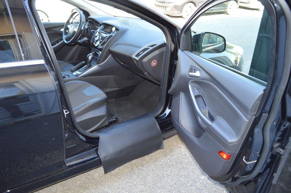 Protection de bas de caisse handi mobil for Banc auto
