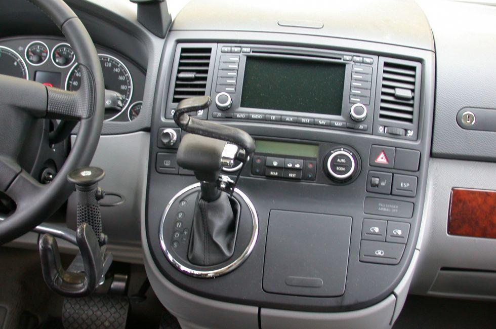 Connu Volkswagen T5, Multivan, Caravelle dans région PACA, aménagé pour  FH57