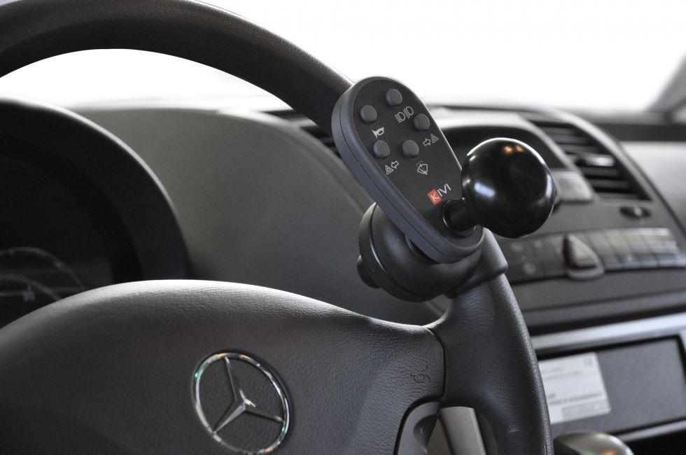 t l commande multifonctions pv1102 adaptation du volant adaptation de voiture pour personne. Black Bedroom Furniture Sets. Home Design Ideas