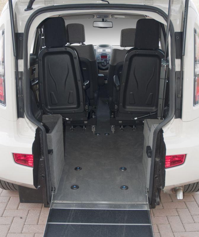 plaque d 39 ancrage lectrique pour fauteuil roulant handi mobil. Black Bedroom Furniture Sets. Home Design Ideas