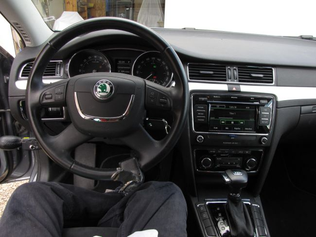 Skoda superb combi ocassion